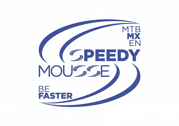 SPEEDY MOUSSE logo