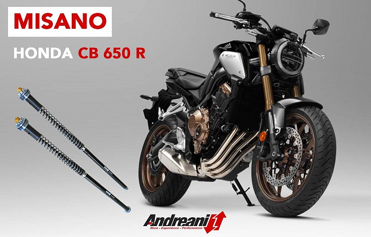 Andreani Misano kit for Honda CB 650 R 2019